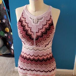 WHBM Sleeveless Sweater Top XS